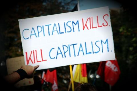 Дзарасов Руслан - Капитализм убивает - Capitalism kills